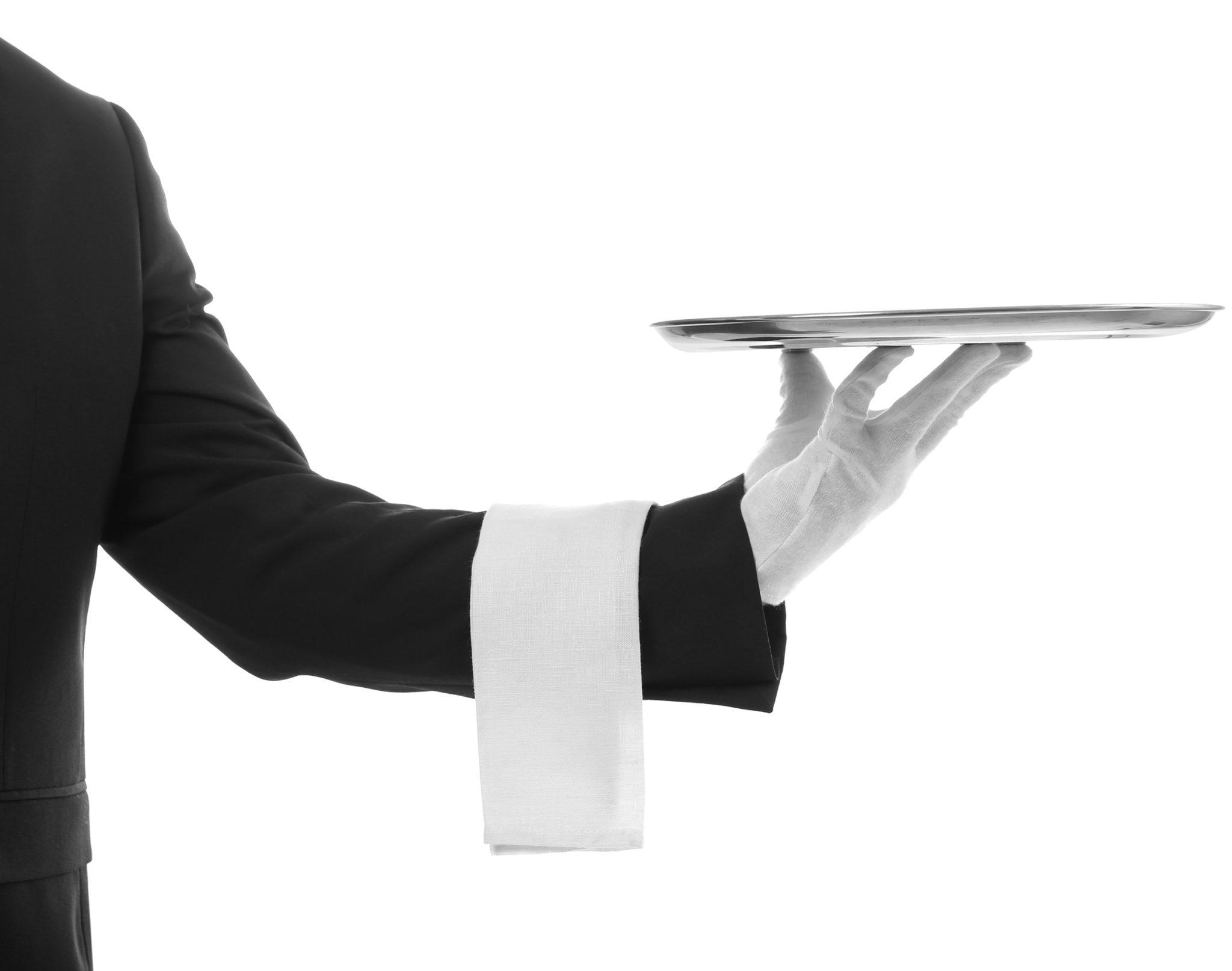 hire a butler