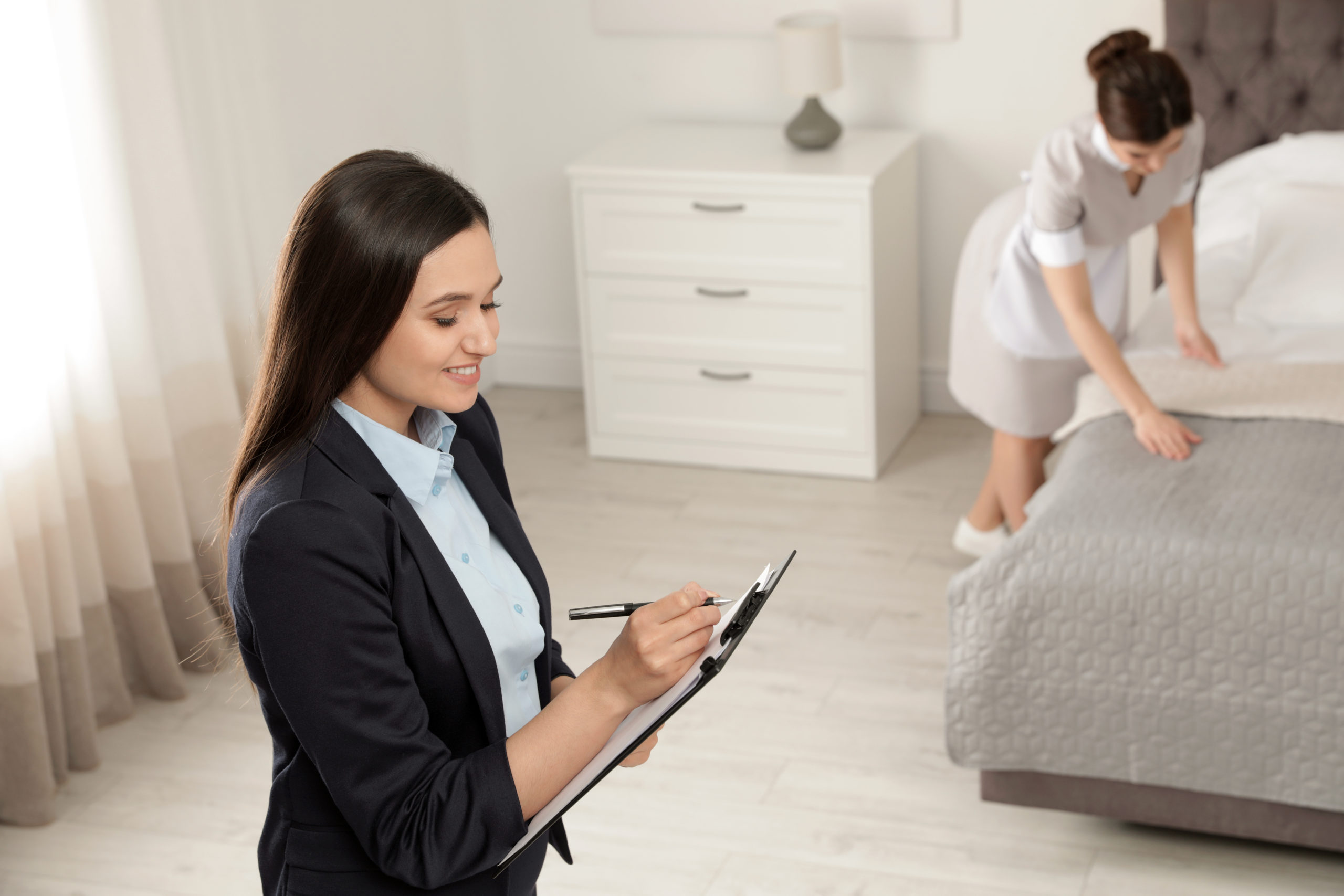 Why you need a House Manager & what the role involves.