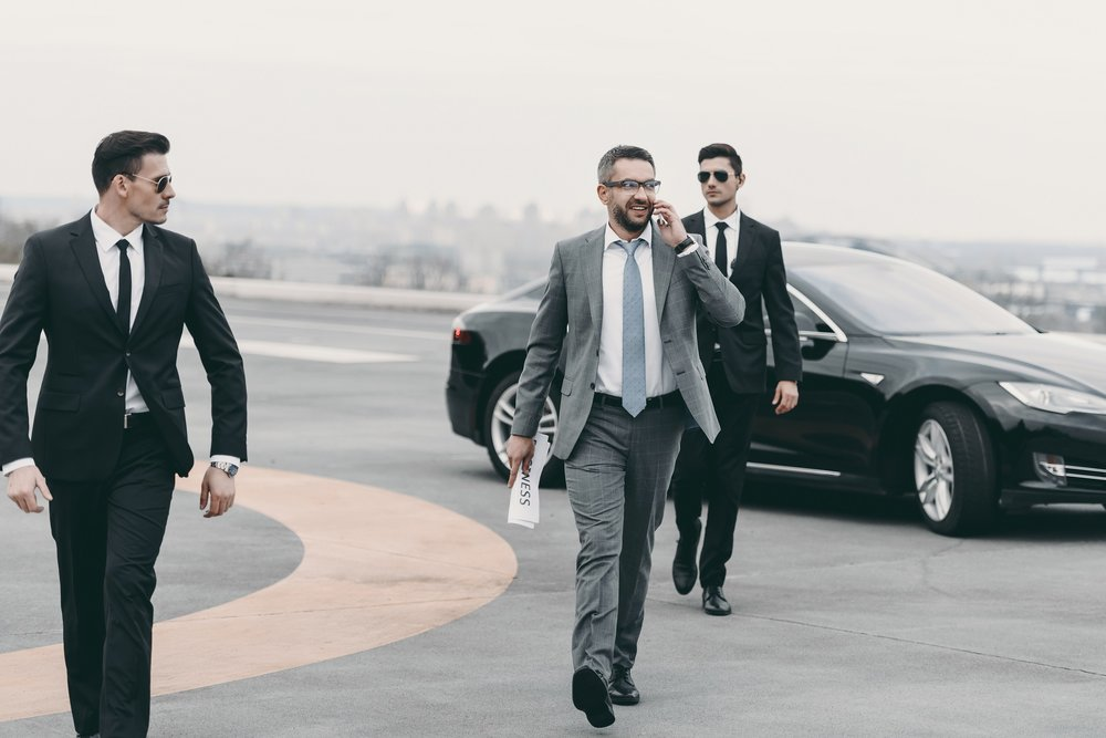 Close Protection Services – how to keep your family safe.