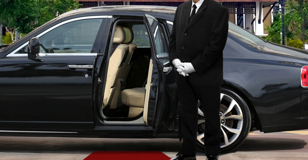 Why hiring a Security Chauffeur will give you peace of mind.
