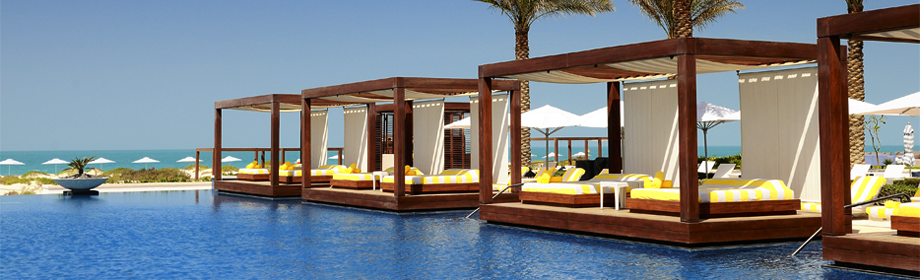 Beautiful Luxury Five Star Resort